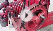 8 Cycle Aermotor Hit & Miss Gas Engine