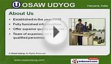Agricultural & Allied Engineering Equipments by Osaw Udyog