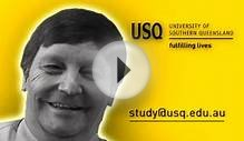 Agricultural, Civil and Environmental Engineering at USQ