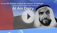 AlAin Dairy Farm- UAE- Launch new Camel Milk powder & Ice