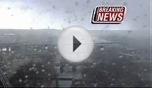 BREAKING WEATHER: Thundersnow in Central Virginia (2/11/12)