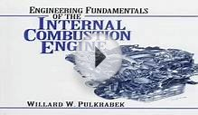 By Willard W Pulkrabek Engineering Fundamentals of the