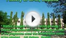 CAE college of agricultural engineering animation walkthrough