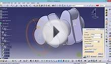 CATIA | how to design crankshaft | car engine | step 8