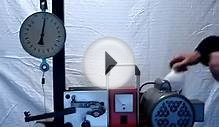 CERAMIC ENGINE TREATMENT FRICTION DEMONSTRATION