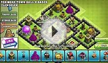 Clash of Clans - Best Townhall 8 (TH8) Dark Elixir Farming