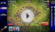 Clash of Clans - Mass Dragon Raid - Farming With Dragons?