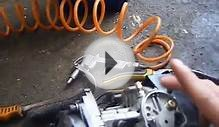 cold start 2 stroke 49cc china copy engine