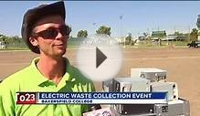 Company hosts E-waste Collection
