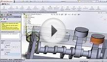 Crankshaft and piston animation | tutorials | using
