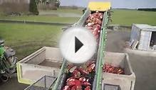 Cross Agricultural Engineering RHINO New Zealand Beet Washing