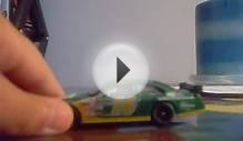 Diecast Review on Sterling Marlin 2007 Waste Management