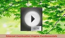 Download Internal Combustion Engine Fundamentals Ebook Free