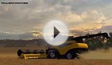 Farming Simulator 2013 New Holland CR10.90 Video preview