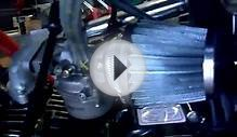 first time running my new four stroke engine!