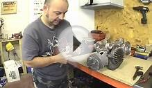 Fitting a Mugello 225 kit to a Lambretta engine