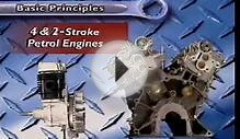 Four Stroke Engine part 1 محرك رباعي