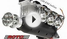 Four stroke gasoline engines | ROTO 130 FSI - four stroke