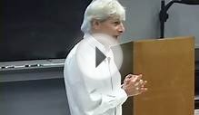 Genetic Engineering and Society, Lecture 1a, Honors