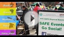 Get rid of Harmful Products at NYC SAFE Disposal Events