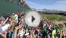 Hilarious Caddy Race Video from Waste Management Phoenix Open