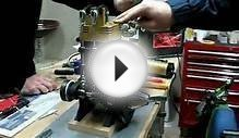 homemade four stroke engine