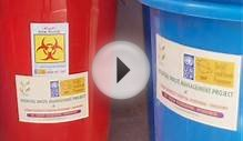 Hospital Waste Management Project by Umeed Foundation
