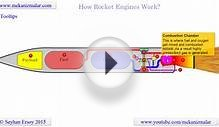 how rocket engines work