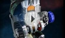 Internal combustion Engine (rendering)