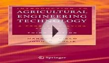 Introduction to Agricultural Engineering Technology A