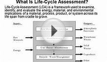 Introduction to Life-Cycle Modeling for Solid Waste Managment