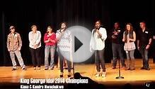 King George Idol Fall Festival 2014