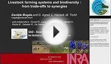 Livestock farming systems and biodiversity: From trade
