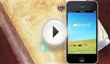 Livestock & Herd management software application - iHerd