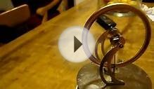 Low Temperature Stirling Engine in motion
