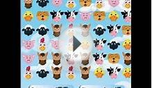 Match 3 Farm Animals - Free Match Three Puzzle Game