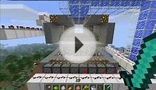 Minecraft Cow Pig Sheep Factory with Breeding Stock Retainer