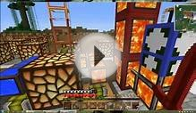 Minecraft Tutorial - Combustion Engine with Unlimited Fuel