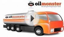 Oil Monster Waste Oil Collection, Waste Oil Disposal and