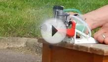OS FS-30S FOUR STROKE 1st RUN - LOVELY RC ENGINE