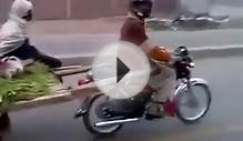 Pakistani Engineers designed new bike