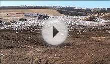 """Pancake"" Method of Waste Handling on a Landfill Cell"