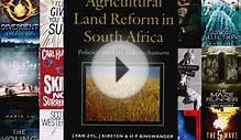 [PDF Download] Agricultural Land Reform in South Africa