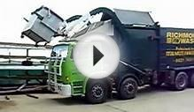 Richmond Waste Management Lismore: Rubbish Truck Loading