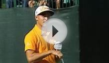 Rickie Fowler news conference before Waste Management
