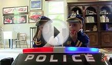 Ride On Police Car for Kids - Unboxing, Review and Riding