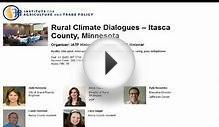Rural Climate Dialogues – Itasca County, Minnesota