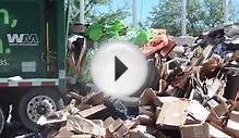 Sandy City / Waste Management Recycling Process