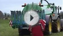 Slurry Spreader Spreading Trailing Shoe Cross Engineering
