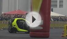 Smart Car with Hayabusa Engine - Smart Hayabusa Donuts and